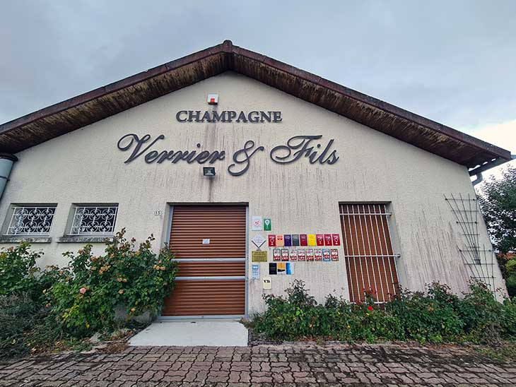 Лучшее шампанское в регионе Шампань во Франции
