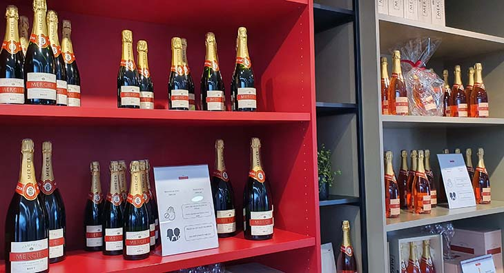 где купить настоящее шампанское